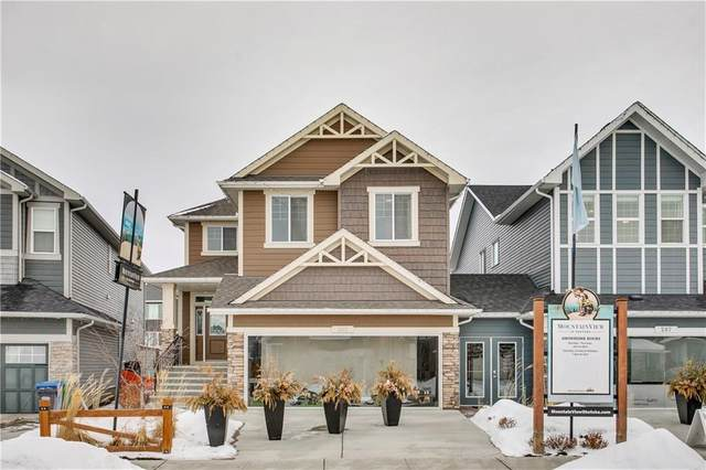 289 Mountainview Drive, Okotoks, AB T1S 0N2 (#C4286901) :: Calgary Homefinders
