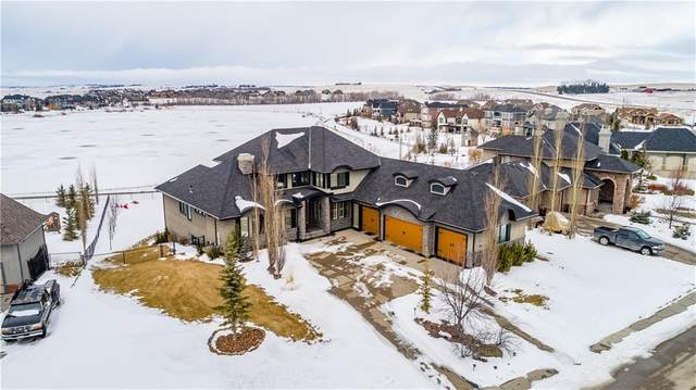 19 Montenaro Bay, Rural Rocky View County, AB T4C 0A5 (#C4286906) :: Redline Real Estate Group Inc