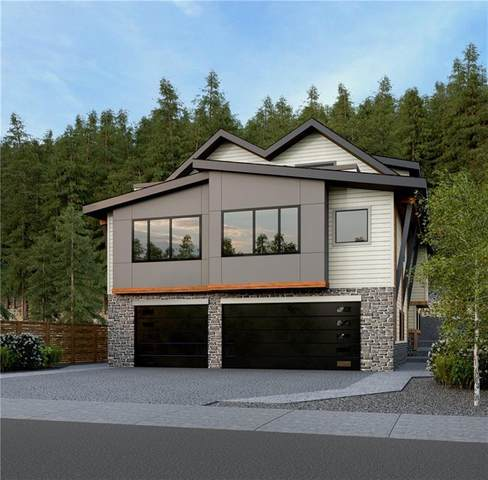 285 B Three Sisters Drive, Canmore, AB T1W 2M2 (#C4286918) :: Canmore & Banff