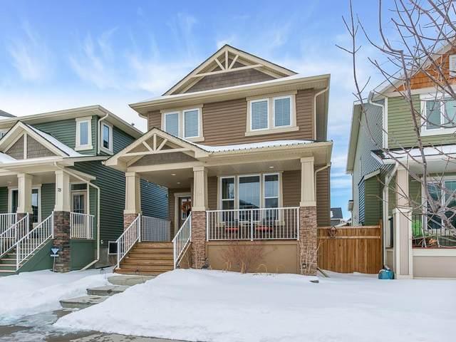 74 Willow Drive, Cochrane, AB T4C 0W2 (#C4286999) :: Redline Real Estate Group Inc