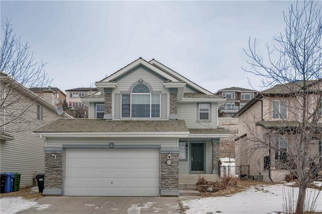 7772 Springbank Way SW, Calgary, AB T3H 4L8 (#C4287080) :: The Terry Team