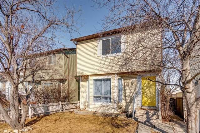 46 Martindale Mews NE, Calgary, AB T3J 2V5 (#C4287534) :: The Cliff Stevenson Group