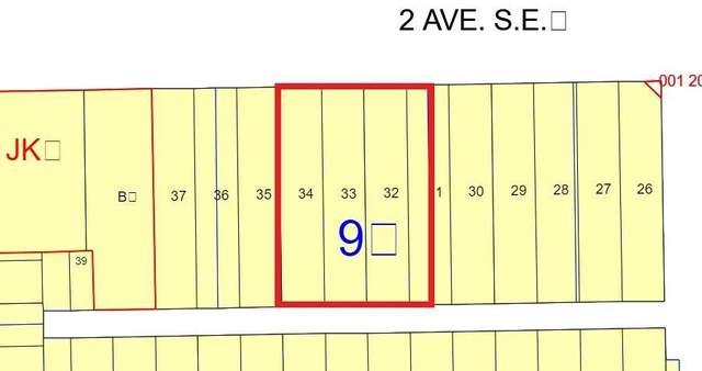 25 2 Avenue SE, High River, AB T1V 1P6 (#C4287903) :: Canmore & Banff