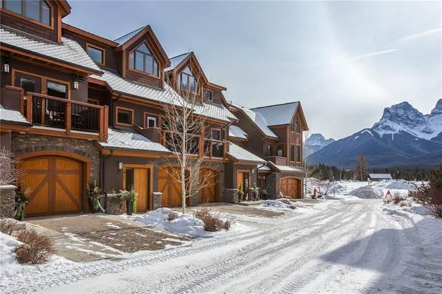 18 Streamside Lane, Canmore, AB T1W 0J2 (#C4288148) :: Canmore & Banff