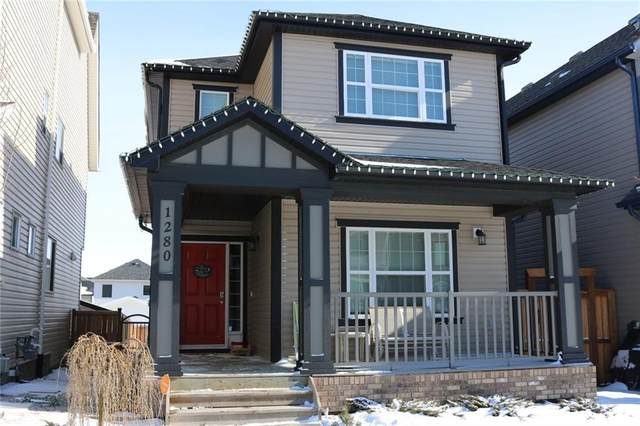 1280 Reunion Place NW, Airdrie, AB T4B 0Z5 (#C4288166) :: The Cliff Stevenson Group