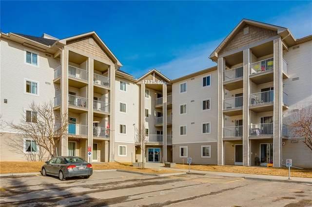 1717 60 Street SE #436, Calgary, AB T2A 7Y7 (#C4288738) :: Calgary Homefinders