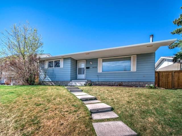 1472 Lake Michigan Crescent SE, Calgary, AB T2J 3G1 (#C4288915) :: Calgary Homefinders