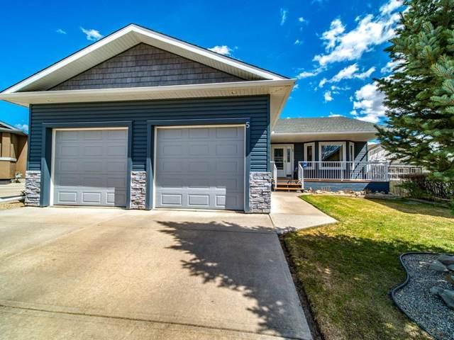 5 Westview Street, Strathmore, AB T1P 1W6 (#C4289168) :: Calgary Homefinders
