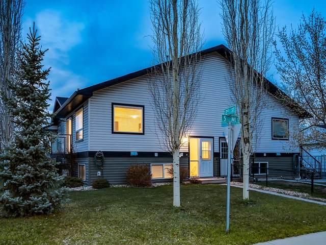 134 5 Avenue B, Strathmore, AB T1P 1B7 (#C4289191) :: Calgary Homefinders