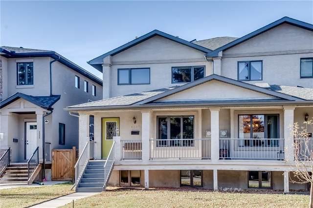 4337 2 Street NW, Calgary, AB T2K 0Z2 (#C4289201) :: The Cliff Stevenson Group