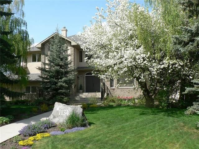 1134 Levis Avenue SW, Calgary, AB T2T 1V1 (#C4289221) :: The Cliff Stevenson Group