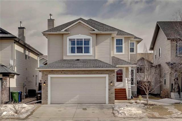 12 Cougarstone Manor SW, Calgary, AB T3H 5P4 (#C4289360) :: The Cliff Stevenson Group