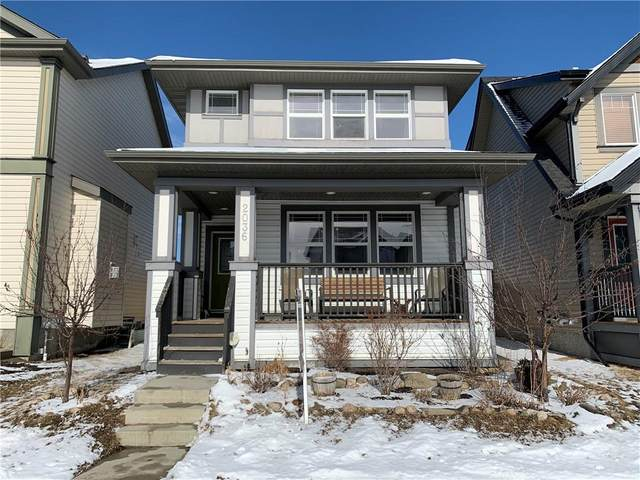 2036 Reunion Boulevard NW, Airdrie, AB T4B 0H2 (#C4289407) :: The Cliff Stevenson Group