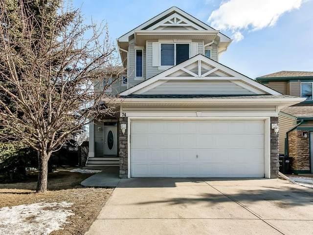 74 Crystalridge Close, Okotoks, AB T1S 1X6 (#C4289474) :: Redline Real Estate Group Inc