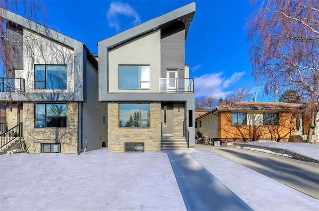 100 Cambrian Drive NW, Calgary, AB T2K 1P2 (#C4289575) :: The Cliff Stevenson Group