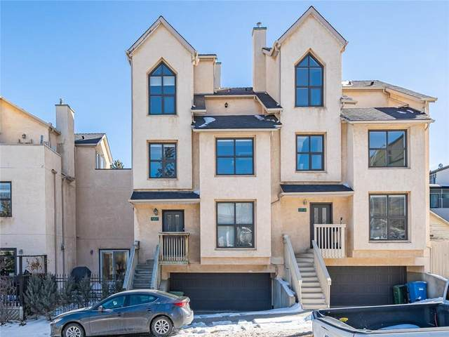 2206 15 Street SW, Calgary, AB T2T 5Z1 (#C4289640) :: The Cliff Stevenson Group