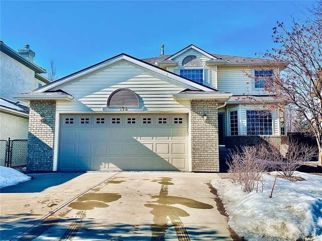 178 Valley Glen Heights NW, Calgary, AB T3B 5S8 (#C4289890) :: The Cliff Stevenson Group