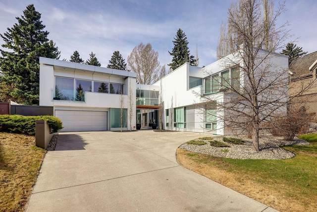 4224 Britannia Drive SW, Calgary, AB T2A 1J3 (#C4290119) :: The Cliff Stevenson Group