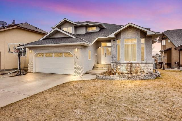 304 Waterstone Crescent SE, Airdrie, AB T4B 1V5 (#C4290141) :: Calgary Homefinders