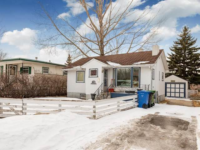 47 34 Avenue SW, Calgary, AB T2S 2Y9 (#C4290291) :: The Cliff Stevenson Group