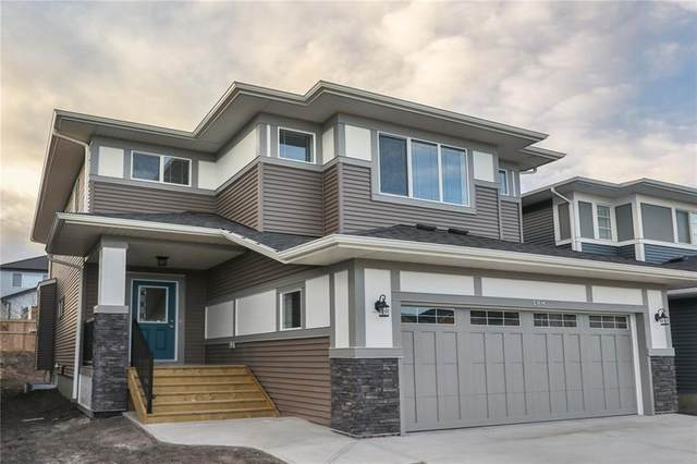 8 Reunion Loop NW, Airdrie, AB T4B 4J5 (#C4290333) :: The Cliff Stevenson Group