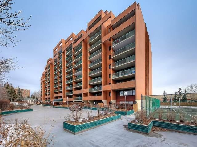5204 Dalton Drive NW #802, Calgary, AB T3A 3H1 (#C4290688) :: The Cliff Stevenson Group