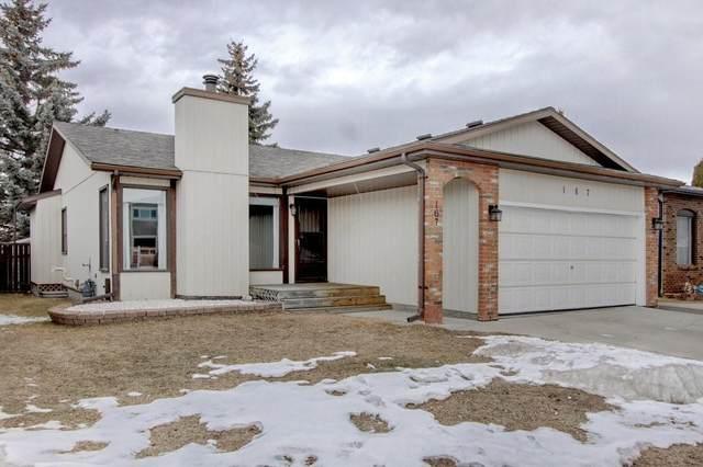 167 Deerpath Court SE, Calgary, AB T2J 6K9 (#C4290978) :: Redline Real Estate Group Inc