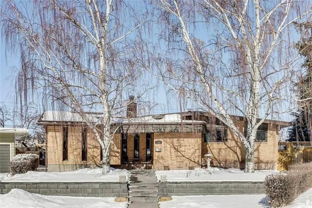10403 Saxon Place SW, Calgary, AB T2W 0T3 (#C4291051) :: The Cliff Stevenson Group