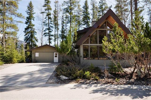 1020 Rundleview Drive, Canmore, AB T1W 2P2 (#C4291677) :: Canmore & Banff