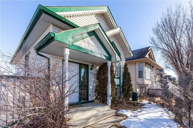 310 Martindale Boulevard NE, Calgary, AB T3J 3L5 (#C4291752) :: The Cliff Stevenson Group