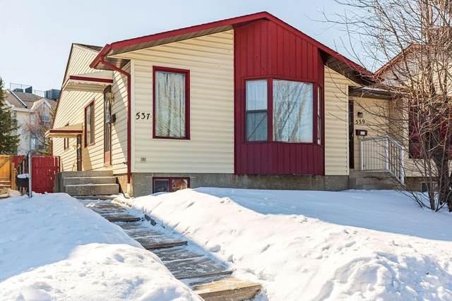 537 Whiteland Drive NE, Calgary, AB T1Y 3S5 (#C4291967) :: The Cliff Stevenson Group