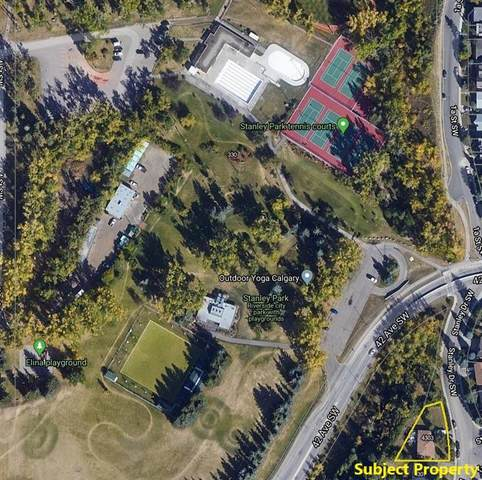 4303 Stanley Drive SW, Calgary, AB T2S 2R6 (#C4292014) :: The Cliff Stevenson Group