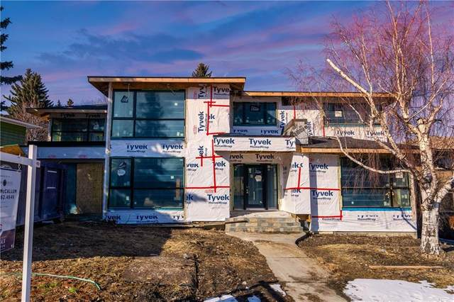 4108 Crestview Road SW, Calgary, AB T2T 2L4 (#C4292053) :: The Cliff Stevenson Group