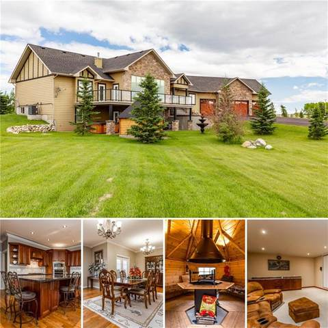 212 Brown Bear Point(E), Rural Rocky View County, AB T4C 0B5 (#C4292097) :: Canmore & Banff