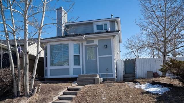 8 Martindale Drive NE, Calgary, AB T3J 2V7 (#C4292277) :: The Cliff Stevenson Group
