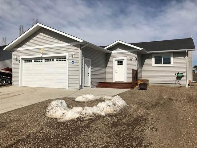 667 Lakeside Drive, Rural Vulcan County, AB T0B 2R0 (#C4292294) :: Calgary Homefinders