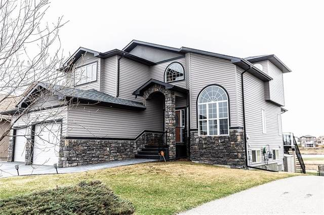 609 High Park Boulevard NW, High River, AB T1V 2C4 (#C4292458) :: The Cliff Stevenson Group