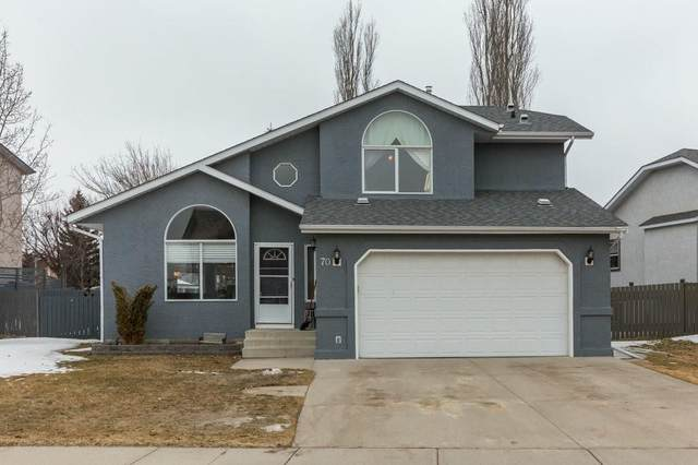 70 Green Meadow Drive, Strathmore, AB T1P 1L6 (#C4292527) :: Redline Real Estate Group Inc