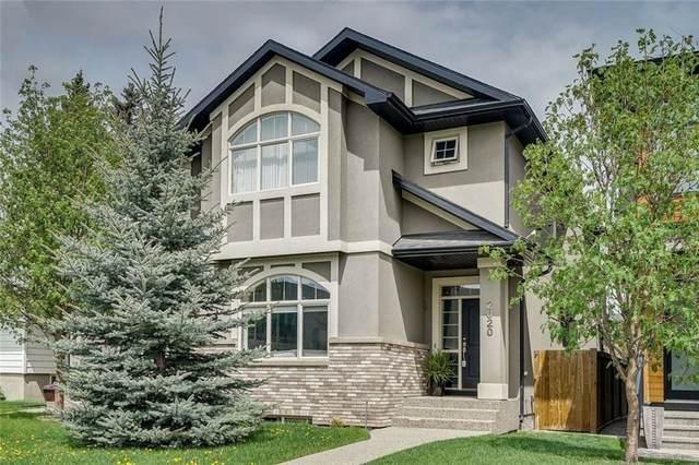 2020 23 Avenue NW, Calgary, AB T2M 1W1 (#C4292626) :: Calgary Homefinders
