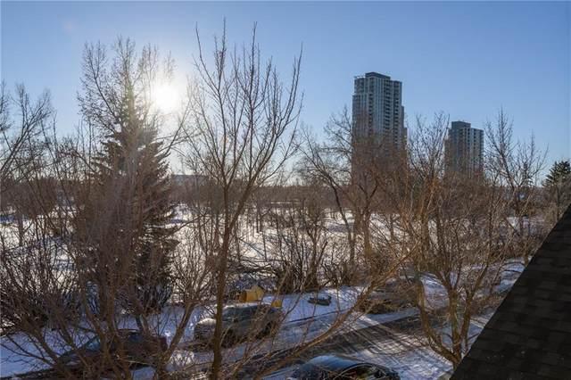 24 Hemlock Crescent SW #3207, Calgary, AB T2G 3K8 (#C4292700) :: The Cliff Stevenson Group