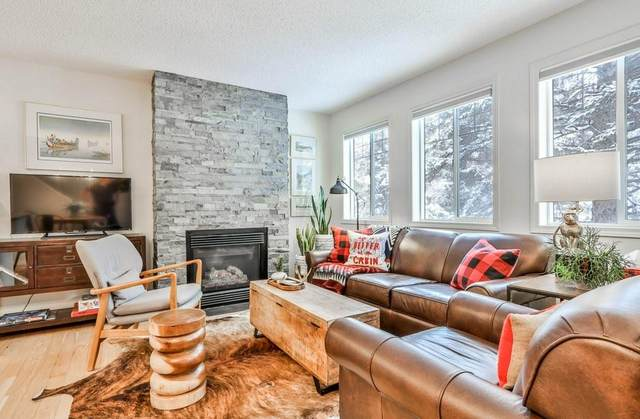 1000 Harvie Heights #104, Harvie Heights, AB T1W 2W2 (#C4292706) :: Canmore & Banff