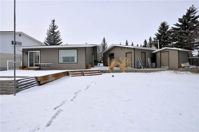 42 Chinook Drive, Cochrane, AB T4C 1E1 (#C4292756) :: Redline Real Estate Group Inc
