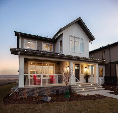 336 South Harmony Drive, Rural Rocky View County, AB T3Z 2C5 At (#C4292806) :: Calgary Homefinders