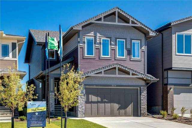 404 Chinook Gate Square SW, Airdrie, AB T4B 4V9 (#C4292831) :: Canmore & Banff