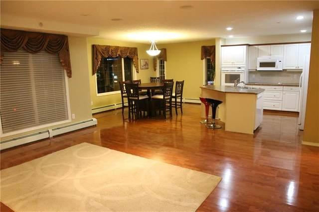 4805 45 Street #317, Red Deer, AB T4N 7A9 (#C4292858) :: Redline Real Estate Group Inc