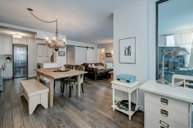 145 Point Drive NW #103, Calgary, AB T3B 4W1 (#C4292943) :: The Cliff Stevenson Group