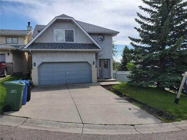 38 Deerview Heights SE, Calgary, AB T2J 7C1 (#C4293003) :: Calgary Homefinders