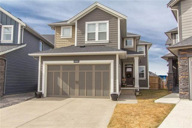 17 Williamstown Park NW, Airdrie, AB T4B 3Y4 (#C4293034) :: The Cliff Stevenson Group