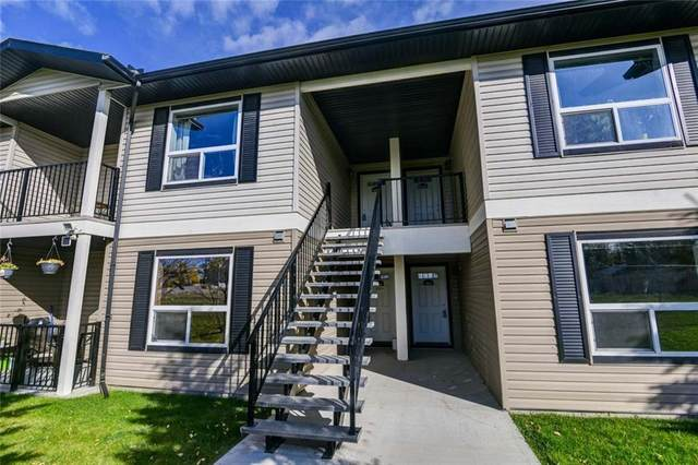 8 Bayside Place 307,, Strathmore, AB T1P 0E1 (#C4293072) :: Calgary Homefinders
