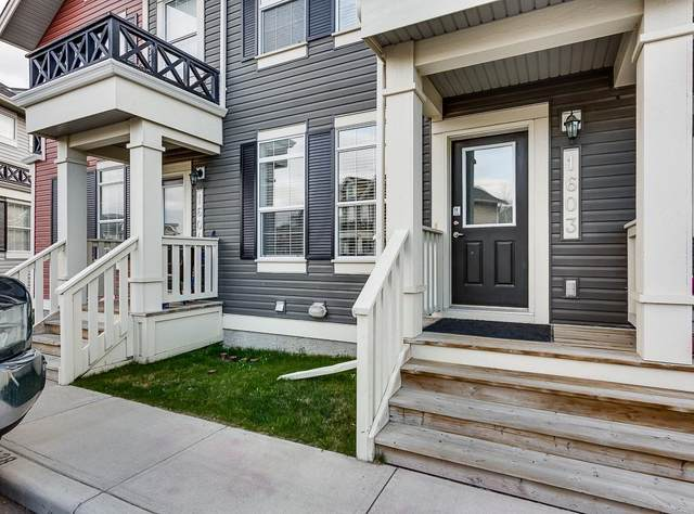 1001 8 Street NW #1603, Airdrie, AB T4B 0W9 (#C4293320) :: Redline Real Estate Group Inc